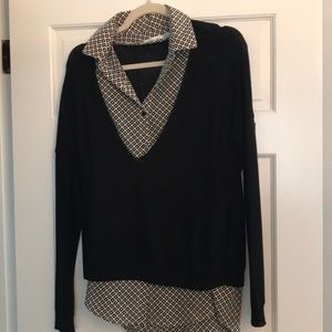 RD Style Sweater Blouse